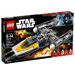75172 Y-Wing Starfighter™