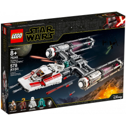 75249 Y-Wings Stafighter Red