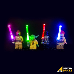 Pack Sabres Laser Lego Star Wars
