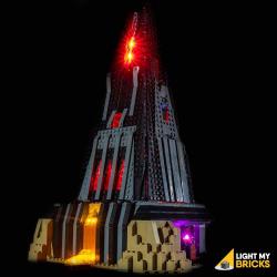 Kit lumières pour Lego 75251-Chateau de Dark Vador