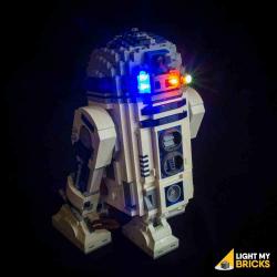 Kit lumière pour Lego 10225-R2-D2