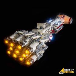 Kit lumière pour Lego 75244-Tantative IV