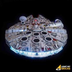Kit lumière pour Lego 75192- UCS Faucon Millenium