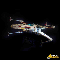 Kit lumière pour Lego 10240-UCS X-Wing Starfighter