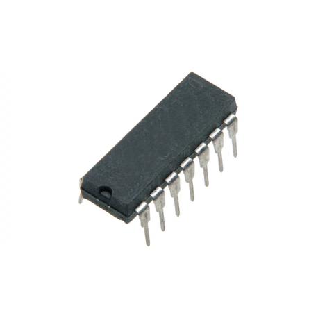 74LS04N / Porte logique Inverseur, 1 entrée, DIP-14