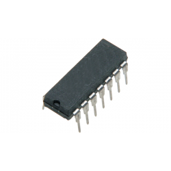 SN74LS08N / Quadruple 2 Input positive AND Gate, DIL14