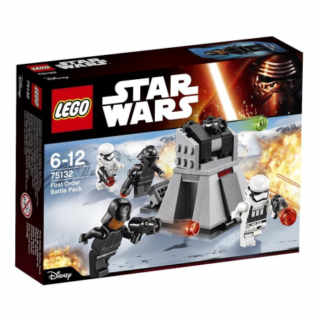 75132 First Order Battle Pack