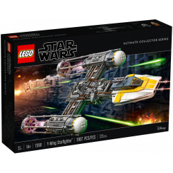 75181 Y-Wing Starfighter - ULTIMATE